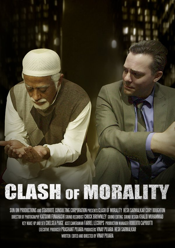 clash of morality